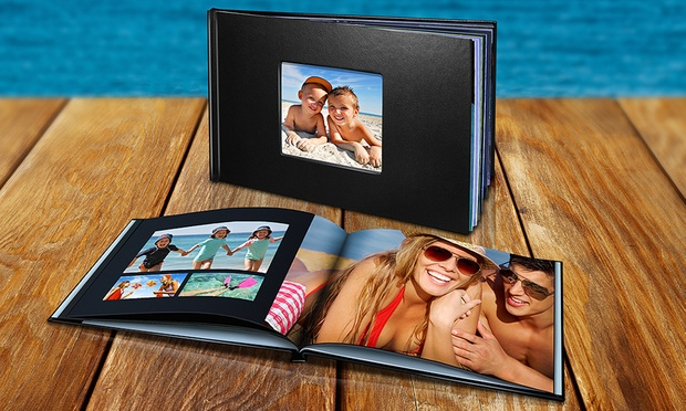 From $8.99 for a Personalised Hardcover Photobook (Dont Pay up to $189.99)