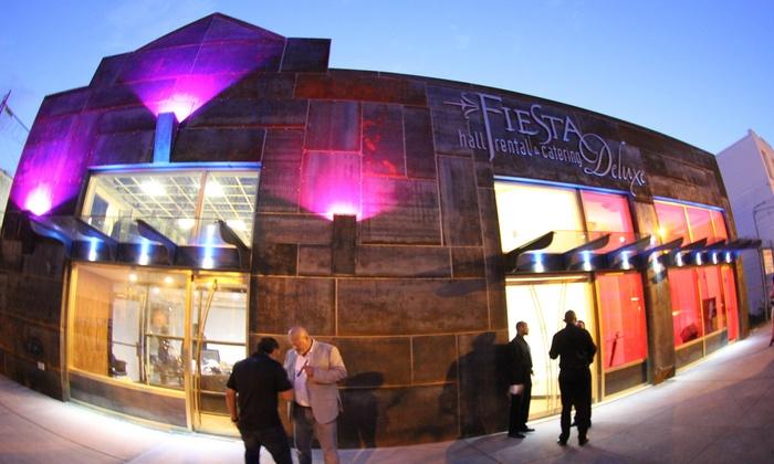 Fiesta Deluxe Rental Hall & Catering - Belmont: Four-Hour Venue Rental at Fiesta Deluxe Rental Hall & Catering  (45% Off)