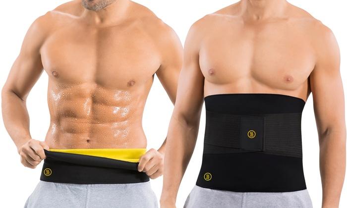 bodi tek ab and back belt instructions
