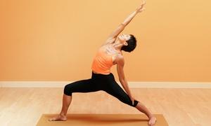 Salzgrotte Kristall: 5er- oder 10er-Karte für wahlweise Yoga oder Atemtraining in der Salzgrotte Kristall