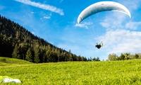 3- bis 4-tägiger Paragliding-Grundkurs inkl. Leihausrüstung im Lechtal oder in Wiesbaden bei onair (bis zu 50% sparen*)