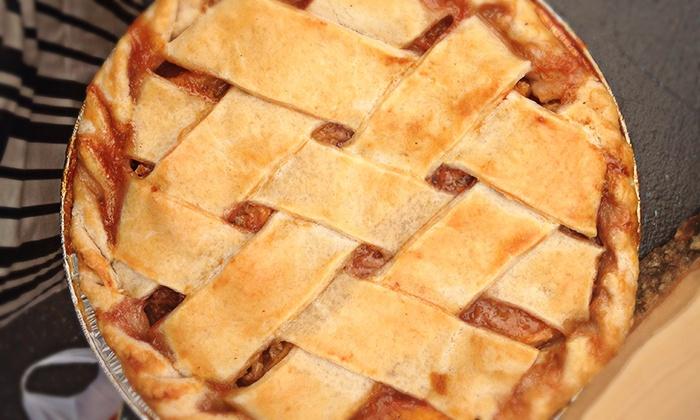 Window Sill Pie Co. - Haggin Oaks Farmers Market : One Seasonal Pie or One-Dozen Shortbread Cookies at Window Sill Pie Co. (Up to 33% Off)