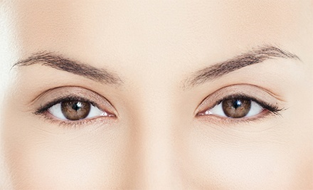 Thin, Thick, or Ultra-Thick Brow-Extensions and Shaping Treatment at Ultimate Lash and Brow (Up to 56% Off)