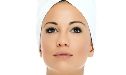 One Natural Fruit Facial from Teresa Mathis at Salon Jacqueline and Spa (43% Off)