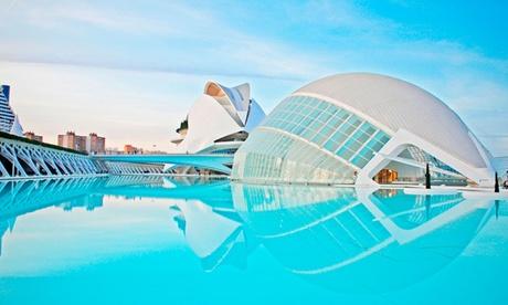 Valencia: habitación doble o twin para 2 personas con opción a desayuno en Vincci Palace 4*
