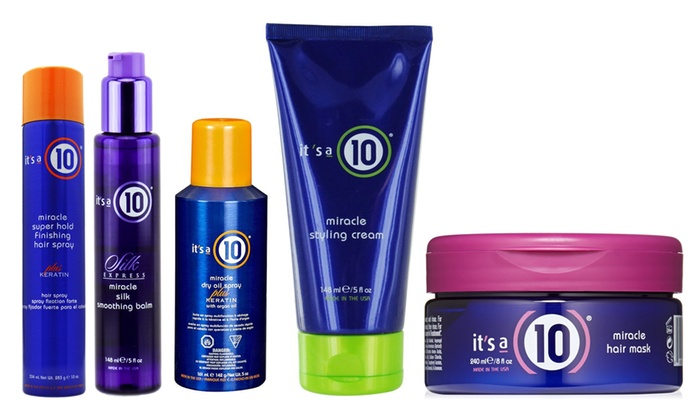 Best of It's a 10 Miracle Haircare Products: Best of It's a 10 Miracle Haircare Products