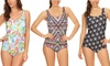 Dippin' Daisy's Missy Women's One-Piece Boy-Cut Swimsuits. Plus Sizes Available.: Dippin' Daisy's Missy Women's One-Piece Boy-Cut Swimsuits. Plus Sizes Available.