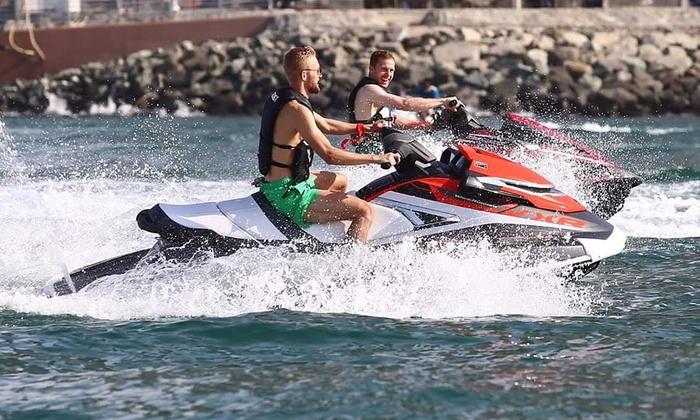 Shark Jet Ski Rental - From AED 429 - Dubai | Groupon