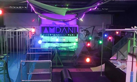 Amdani Fitertainment Park - Ninja Obstacle Course
