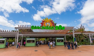 1-Day Pass for Adult or Child at San Diego Zoo  at San Diego Zoo, plus 6.0% Cash Back from Ebates.