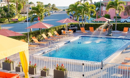 Stay at St. Pete Beach Suites in Florida, with Dates into November