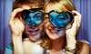 SunnyNight Events: Four- or Six-Hour Photo-Booth Rental with Prints from SunnyNight Events (54% Off)