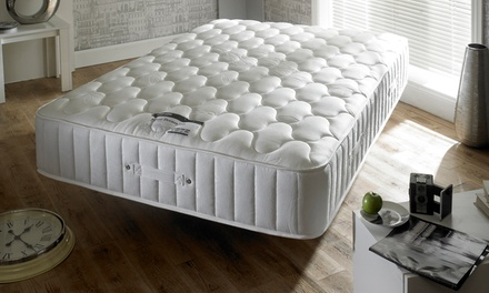 Bamboo 3000 Memory Foam and Pocket Sprung Mattress