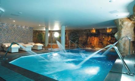 Entrada al spa con opción a masaje de 25 o 50 minutos en Olympic Spa & Sport Club (hasta 57% de descuento)