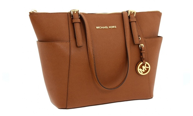 93935693c7 ... 259 for a Michael Kors Jet Set EastWest Top-Zip Tote Bag (Dont pay