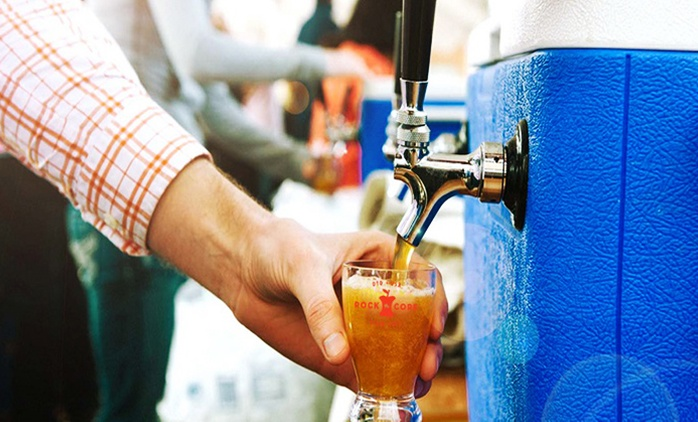 General Admission to Rock the Core Cider Fest by Drink the District on Saturday, October 29 (13% Off)
