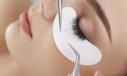 Up to 61% Off on Eyelash Extensions at Fluffy Eyelash Extensions