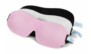 Smug Original Contoured 3D Blackout Sleep Mask