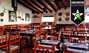 Celler Sa Font: Menú de guàtleres torrades para dos o cuatro con aperitivo, entrantes, postre y bebida desde 19,95 € en Celler Sa Font