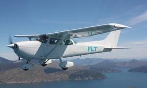 Wellington Aero Club: $229 for a 40-Minute Trial Flight or $759 for a Three-Flight Package with Wellington Aero Club