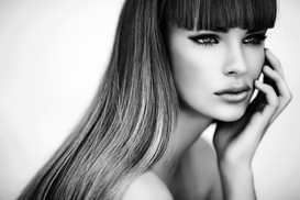 Exquisite Hair.Beauty Bar: Color and Blow-Dry from Exquisite Hair.Beauty Bar (64% Off)
