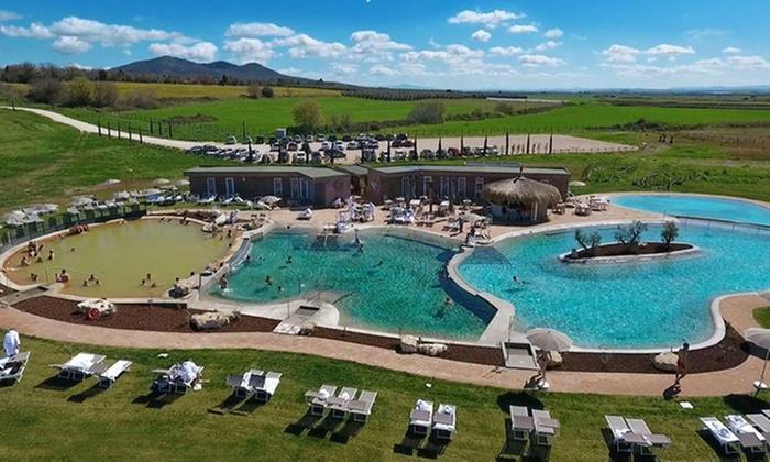 Terme di vulci ingresso piscine per 2 terme di vulci - Piscine preistoriche ingresso giornaliero ...
