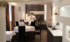 Terborght: 1 ster Michelin veelgangen all-in lunch vanaf € 74,99 bij Restaurant Terborght