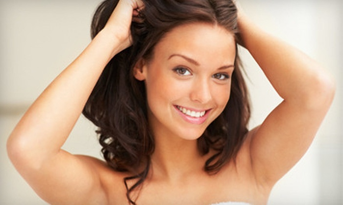 Skin Care Boutiques - Calgary: Six Laser Hair-Removal Treatments for a Small, Medium, or Large Area at Skin Care Boutiques (Up to 79% Off)