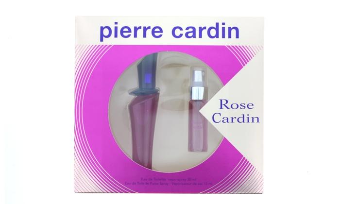 Coffret Pierre Cardin Pour Femme Groupon