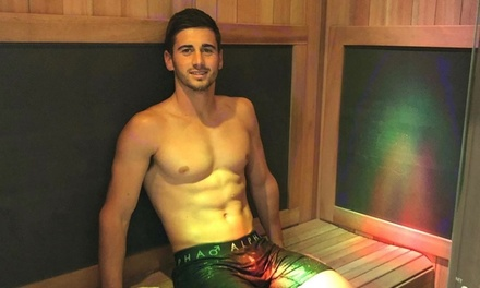 Infrared Sauna, Magnesium Pool, Spa and Wet Sauna for One $29 or Two People $58 at RIGS Recovery Up to $100 Value