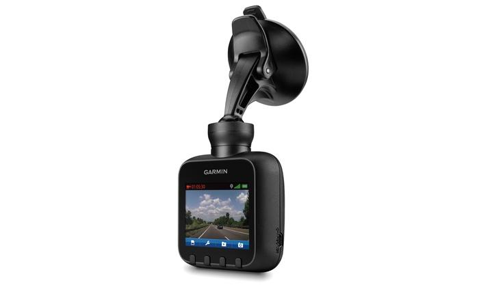 Garmin Dash Cam 20 HD Camera with GPS (Manufacturer Refurbished)