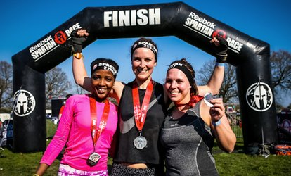 image for Spartan Race Ireland, 5km or 12km Race, 27 May, Punchestown Racecourse, Kildare (Up to 25% Off)