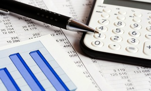 Nation Tax Llc: $34 for $75 Worth of Financial Consulting — Nation Tax
