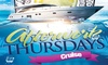 Up to 62% Off Admission to After Work Thursdays Mix Cruise