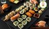 Plateau de sushis duo à emporter pour 2