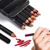 12-Piece Make-up Lip Pencil Set