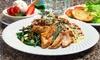 La Strada at Eldorado Resorts - Eldorado Resort Casino: $18 for Dinner for Two or More at La Strada at Eldorado Resorts ($30 Value)
