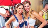 The All American Bar Crawl - Clarendon Grill: Admission for One or Two to The All American Bar Crawl - Clarendon on July 1 at 1 p.m. - 9 p.m. (Up to 37% Off)
