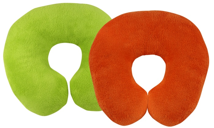 One or Two Travel Neck Pillows