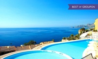 Taormina, Hotel Capo dei Greci Resort & Spa 4*L - Fino a 7 notti in mezza pensione & Luxury Spa per due
