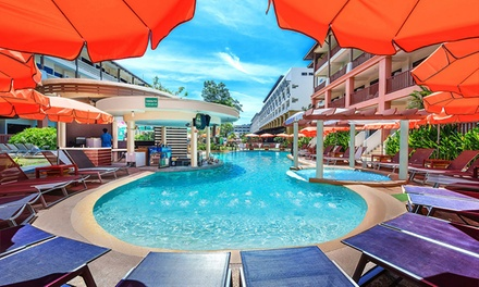 Phuket: 3, 5, 7 or 10 Nights for Two with Breakfast, Welcome Cocktail and Wi-Fi at Kata Sea Breeze Resort