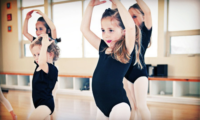 Creation Station Dance - Fountain Valley: Three or Six Kids' Dance Classes at Creation Station Dance (Up to 67% Off)