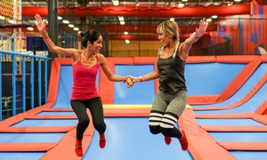 55% Off Full-Access Pass to Planet Obstacle at Planet Obstacle, plus 6.0% Cash Back from Ebates.