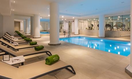 Acceso a zona wellness con opción a masaje relajante para 2 desde 19,95 € en Yhi Wellness de Meliá Madrid Princesa 5*