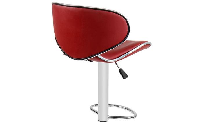 tabouret de bar design groupon. Black Bedroom Furniture Sets. Home Design Ideas