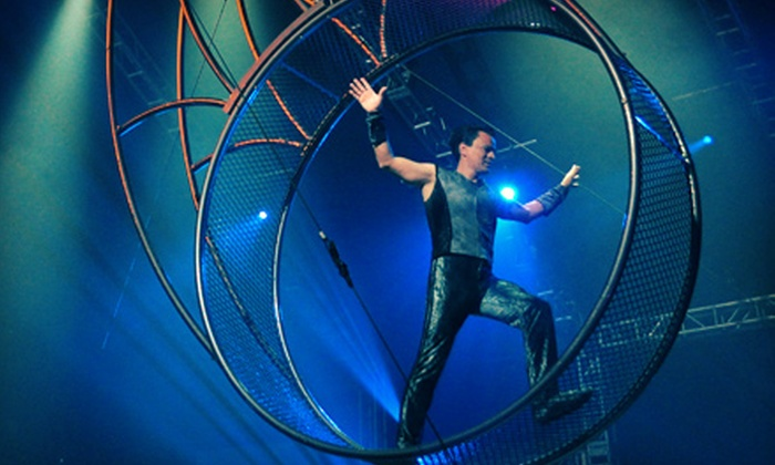 Cirque Musica - Wilkes-Barre Township: Cirque Musica at Mohegan Sun Arena at Casey Plaza on September 22 at 7 p.m. (Up to 52% Off)