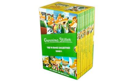 Geronimo Stilton 10-Book Collection (Series 2)