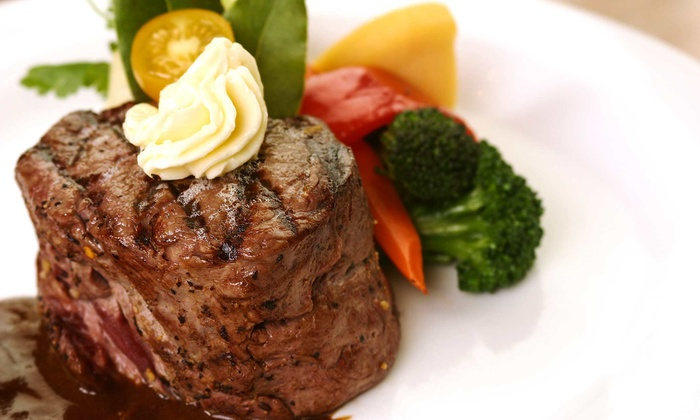 Socialight Cigar Lounge & Bistro - West Bloomfield: Bistro Dinner for Two or Four at Socialight Cigar Lounge & Bistro (Up to 45% Off)