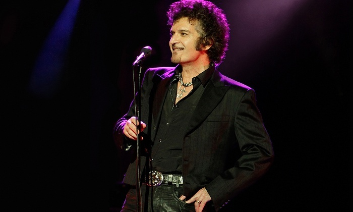 Gino Vannelli - Saban Theatre: Gino Vannelli at Saban Theatre on Saturday, February 28, at 9 p.m. (Up to 40% Off)