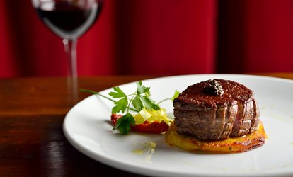 image for Fine Dining with Live Opera for Two or Four at Bel Canto (40% Off)
